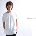 【メンズTシャツ】2015年夏の流行はビッグサイズTで決まり!